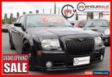 Classic 2009 Chrysler 300C SRT-8 Sedan 4dr Spts Auto 5sp 6.1i [MY08] Black Automatic A for Sale